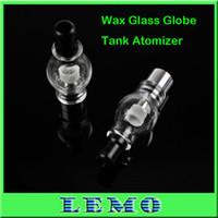 Cheap Electronic Cigarette cigarette Atomizer Best big Glass Globe Tank Atomizer  electronic cigarette