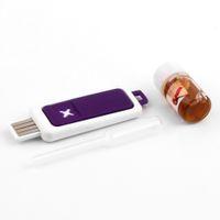 Wholesale 5Set USB Spa Fragrance Diffuser Oil Burner Air Freshener Kit set with Aroma Oil