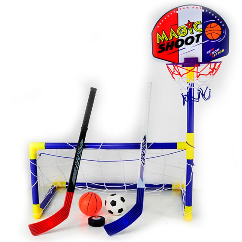 Small Toy Basketball : Aojie baby nursery small basketball hoop toy football
