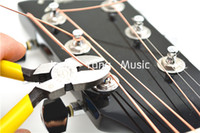 Cheap Guitar String Nipper Cutter Guitar Luthier Tool For Guitar Bass Violin Ukulele Free Shipping Wholesale
