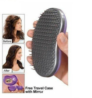 Wholesale Free Shippng TV Products Hairdressing Hairstyle Hair Styling Comb Hair Bean