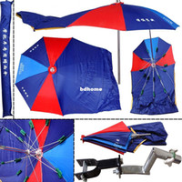 Wholesale Umbrella Motorcycle Umbrella UM Bicycle Umbrella Electric Bike Umbrella
