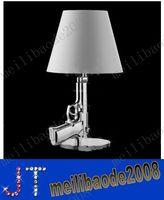 No bedside gun table - Flos Guns Bedside Gun table lamp modern light Philippe Starck design lving room bedroom table lighting desk light MYY1421