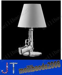 Flos Guns - Bedside Gun table lamp modern light Philippe Starck design lving room bedroom table lighting desk light MYY1421
