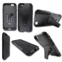 iPhone 6 Hybrid Black Hard Case