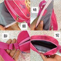 Wholesale 2015 NEW Cartoon baby girls Frozen bags zipper shoulder School bag kids backpacks children s bookbags student bag