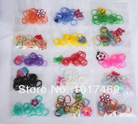 Cheap Jelly, Glow rainbow loom bands charm Best   loom band charms
