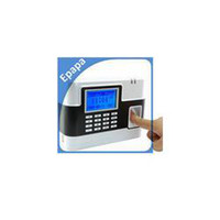 Wholesale 3PCS Fingerprint Time Clock Attendance Recorder TCP IP Terminal System Employee Machine Scanner