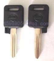 Wholesale KL29 car key blank for Nissan key shell car key case with uncut blade high quality