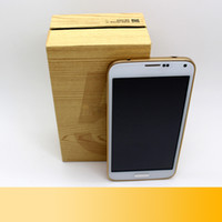 Wholesale New arrival S5 i9600 Quad Core MTK6582 Android Inch GHZ GB RAM GB ROM Air Gesture G GPS Android Cell Phone goodbiz