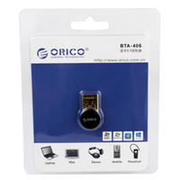 adapter usb - 10pcs ORICO BTA Mini USB Bluetooth Adapter Dongle USB2 CSR8510A10 Chip Mbps Rate For PC Black D5150A