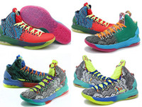 Mid Cut Women PVC High Quality 3 Colorway Kevin Durant 5 KD 5 Basketball Shoes What The KD V 5