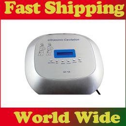 Wholesale Tax Free Cavitation Slimming Ultrasonic Liposuction Radio Frequency Weight Loss beauty Equipment