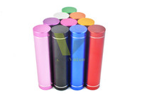 Direct Chargers Universal OEM Free Shipping 2600mAh Colorful External Battery Charger Portable USB mobile power bank pack for iPhone 4 4s 5 5c 5s IPAD air Sumsung s3 S4