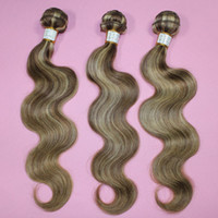 Cheap Brazilian Hair Body wave color hair Best Body Wave 16 18 20 22 24 26 inch piano color