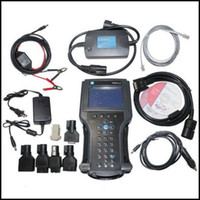 Wholesale 2014 DHL FREE GM tech2 diagnostic tool GM TECH2 scanner support software Full set diagnostic tool Vetronix gm tech with candi interface