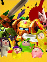 Wholesale Hottest Cartoon Movie Guobaotegong Children Most Love movie Latest TV Series Fitness Yoga DHL