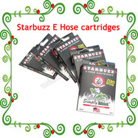 Wholesale Starbuzz E Hose cartridges High Quality Ecig Multi Flavor E Hose atomizer Starbuzz ehose Mod E Hose cartridges Hot sale e cigarette