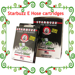 Wholesale 2014 New Trend E Hose cartridges e Cigarette With High Quality e cigs Starbuzz ehose Mod cartridges China New Trend e Cigars