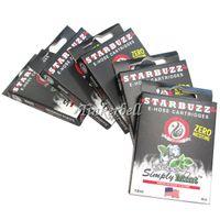 e-cigar - Refillable Multi Flavor Starbuzz cartridges E Hose e cigarette Top selling e cigars E Hose cartridges China Multi Flavor