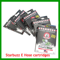 Wholesale Refillable Multi Flavor Starbuzz cartridges E Hose e cigarette Top selling e cigars E Hose cartridges China Multi Flavor