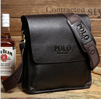 Wholesale Man bag male shoulder bag briefcase messenger bag casual bag men s fashion briefcase QW18