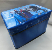Wholesale 1406c FROZEN Snow Adventure Romance snow storage box storage box storage box foldable storage box finishing box