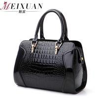 Wholesale Designer Tote Bag Women Wedding Crocodile Pattern colors High Quality women handbag luxury brand new women lady tote handbag