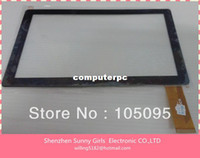 Wholesale quot Inch Capacitive Touch Screen PANEL Digitizer Glass Replacement for Allwinner A13 Q88 Q8 Tablet PC pad A13