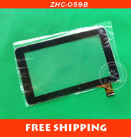 apple track pad - inch touch screen New touch pad touch pabel digitizer for Tablet PC ZHC B tracking code