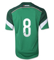 away store - Customized Thai Quality Home And Away Mexico Jersey Marco Fabián Soccer Jersey Football Shirts Online Store yakuda s store