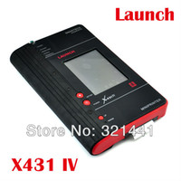 Wholesale Launch Scan Tool Distributor Global Version X431 IV Master Scanner Auto Diagnostic Tool Free Update OBD06 Original DHL EMS Free