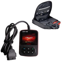 """Code Reader For BMW Autel Launch CR-HD Heavy Duty Truck Code Reader Scanner Tool J1939 J1708 Update Free 2.8"""" color LCD with 6PIN and 9PIN connector"""
