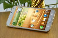 Wholesale origianl i9600 HDC SM G900 G900 s5 S5 MTK6582 quad core G ram G rom G WCDMA Floating Touch cellphone healthcare