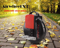 Wholesale Details about New Airwheel X3 Self Balancing Electric Unicycle Wheel Electric Scooter Bicycle