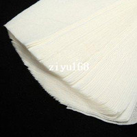 Wholesale New Hair Removal Depilatory Epilator Nonwoven Wax Strip Paper Beauty Tool A1690