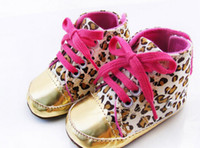 Unisex Summer cowhells Baby girls shoes Leopard Toddler shoes soft sole baby Walkers Wear Comfortable kids Casual Shoes