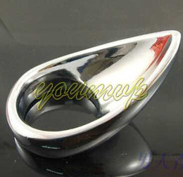 Wholesale stainless steel Penis ring men s Fine lock loop sex toys adult products