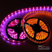 Wholesale M SMD LED meter RGB Waterproof Flexible LED Strip Light With MINI Controller
