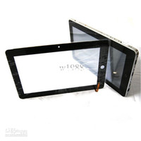 Wholesale Original Touch Screen Panel Digitizer Glass Replacement Film For iRulu inch Android ALMIDAL101 Tablet