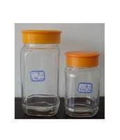 Glass honey bottles - Honey glass bottle g g seal thickening honey bottle