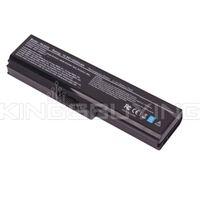 Wholesale Laptop Battery mAh V for Toshiba Satellite L650 L655D L670 L675D PA3817U PA3636U PA3634U retail