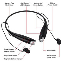 For Apple iPhone Bluetooth Headset LG HBS 730 Wireless Bluetooth Earphone HBS 730 In Ear Earphone Headset Wireless Bluetooth Stereo With Mic Volume Control For Mobile iPhone SAMSUNG HTC With Retail Package