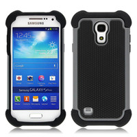 For Apple iPhone Plastic White Hybrid Rugged Heavy Duty Rubber Robot Silicone PC Hard Case Cover for iPhone 4 4S 5 5S 5C Samsung Galaxy S3 S4 S5 Note 2 3 IPod Touch 4 5