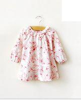 2014 Summer Children Cute Bow Short Sleeve Dress Girls Lovel...