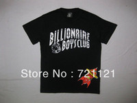 Men Cotton Polo Wholesale-2013 BBC icecream Billionaire Boys Club t-shirts Men tops tees