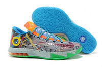 kevin durant shoes - Zoom KD Basketball Shoes Mens Basketball Boots Cheap Basketball Shoes KD VI SUPREME KD6 Sports Shoes Kevin Durant Shoes Walking Shoes