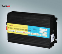 Wholesale 2000W KW VDC TO VAC Pure Sine Wave Power Inverter power converter KW peak power V V input available