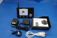 Wholesale wireless video door phone digital building intercom systems rainproof camera S297