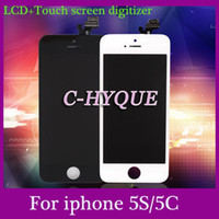 Cheap For Apple iPhone iphone 5s lcd Best LCD Screen Panels  iphone 5s display